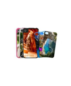 *Coque Iphone 4/4s et sa plaque Chromaluxe Version Grise*