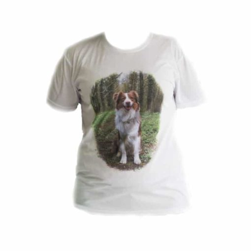 T-Shirt Blanc Personnalisable Adulte