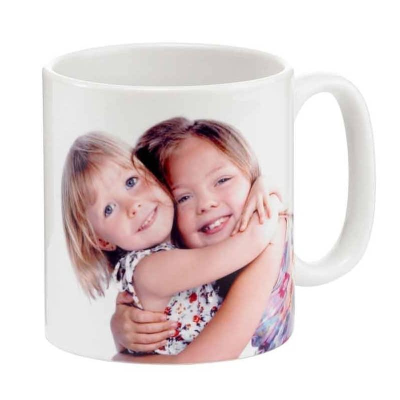 "*Mug blanc prenium à Personnaliser""*"""